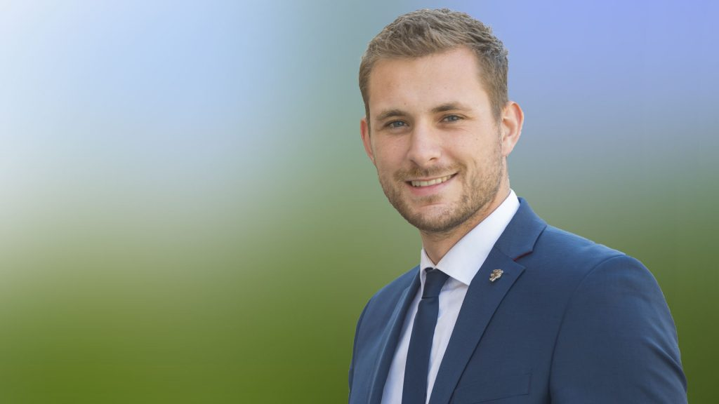 Vizebürgermeister Dr. Matthias Pokorn