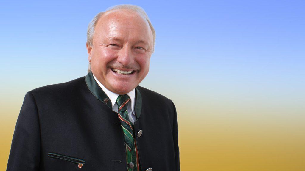 Bürgermeister Anton Scherbinek